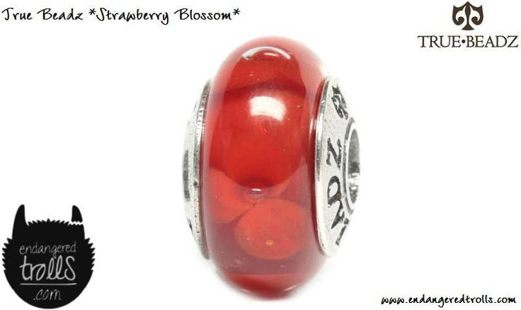 True Beadz Strawberry Blossom