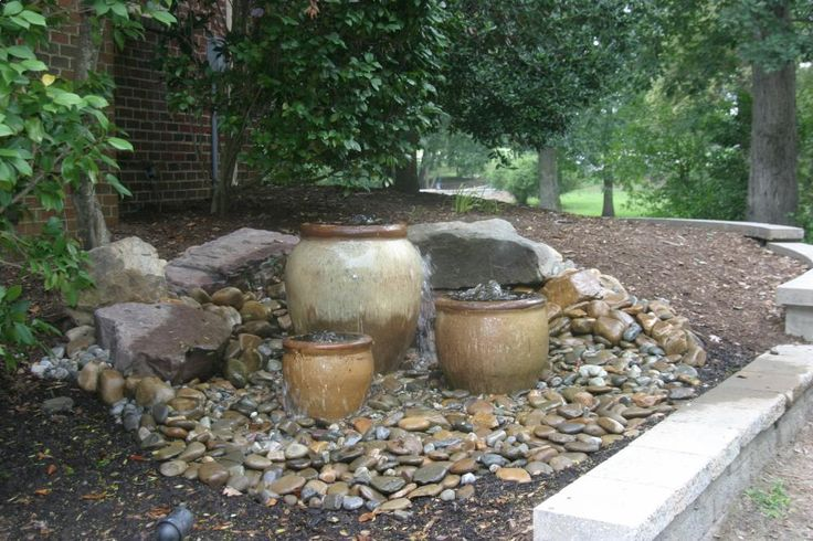 17 Best Images About Water Features On Pinterest Backyard Ponds Planters And Water Fountains