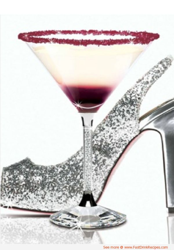 Glamorous Girl Martini Ingredients: 2 oz. Vodka 1/2 oz Fresh Lemon Juice 1/2 oz Fresh Lime Juice 1/2 oz Simple Syrup Directions: Rim a martini glass with sugar. Combine all ingredients in a cocktail shaker with ice. Shake vigorously and strain into the martini glass.