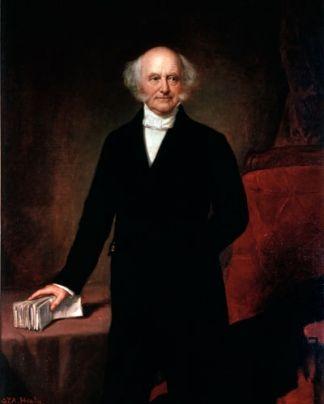 President Martin Van Buren (#8) 1837-1841