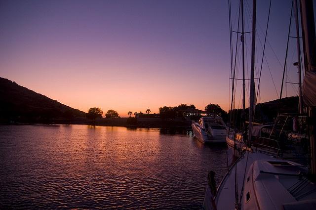 http://turksail.com.tr  knidos sunset