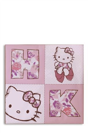 Hello Kitty™ Canvas