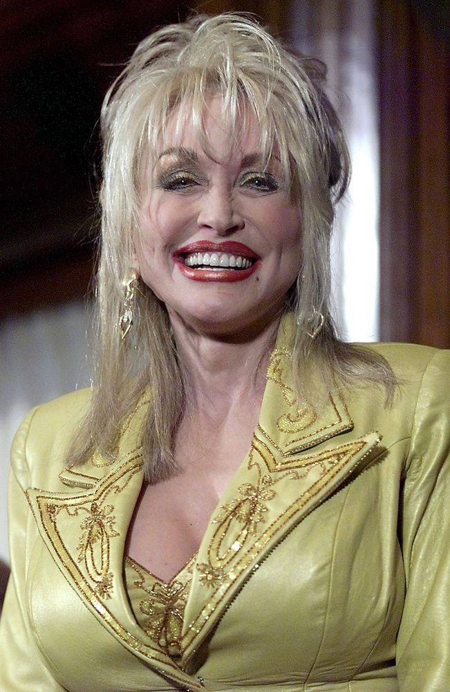 Dolly Parton Talks About Her Breasts