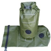 U.S. G.I. Dry Bag, Waterproof - $14.95 :: Colemans Military Surplus LLC - Your one-stop US and European Army/Navy surplus store with products for hunting, camping, emergency preparedness, and survival gear