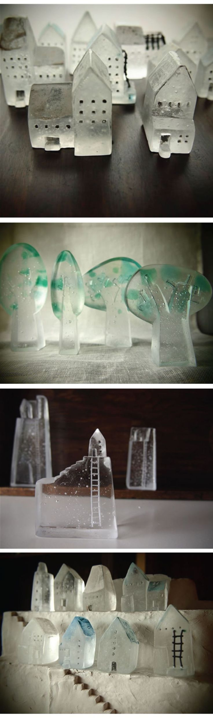 Contemporary Glass | MellowGlass artist, Tanakayumi.