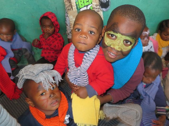 Read the July to September 2017 news from Children in the Wilderness South Africa