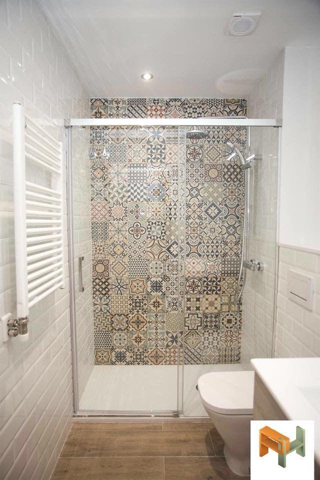 Idea De Lauren Graszler En Bathroom Azulejos Para Banos Modernos