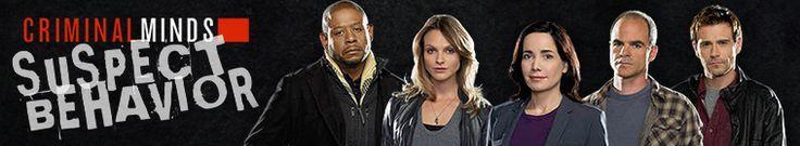 Criminal Minds Suspect Behavior (2011) S1 Cast: Forest Whitaker, Matt Ryan, Michael Kelly, Beau Garrett, Janeane Garofalo, etc