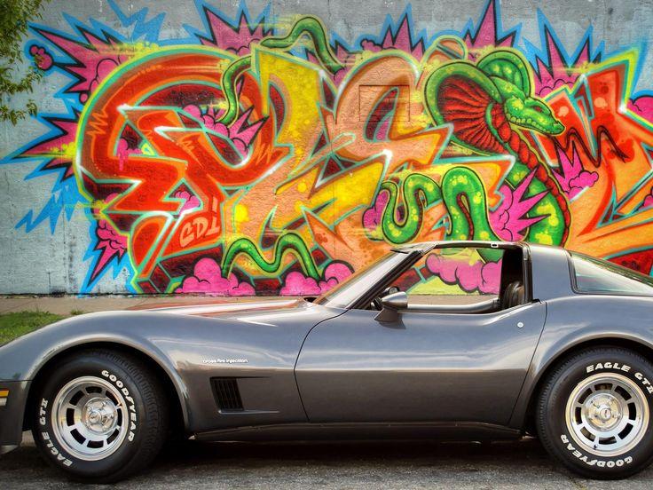 91 best 81 vetts images on pinterest corvette c3 cars for Tattoo parlors wichita ks