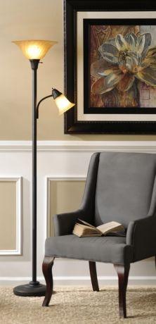 Single Arm Reading Torchiere #kirklands #innovativedesign: Single Arm, Arm Reading, Reading Torchier, Decor Ideas, Amber Single, 39 99 Amber, Kirklands Pinitpretti, Floors Lamps, Products