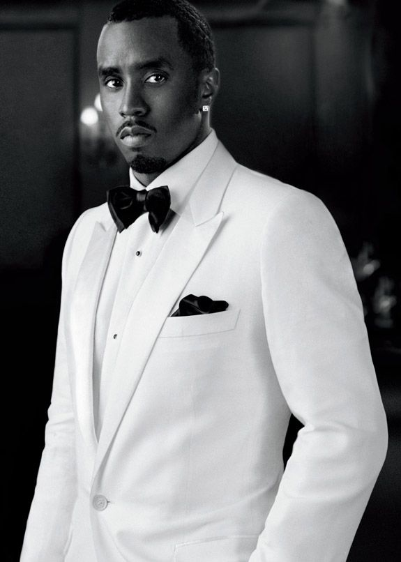 Sean Combs (P.Diddy, Diddy, or Puff Daddy)