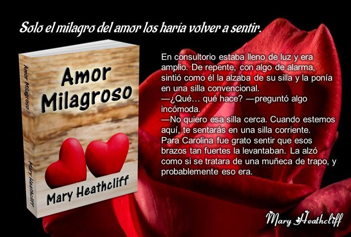 #AmorMilagroso de  #MaryHeathcliff en #TuQueLees http://ift.tt/2sNUm7C
