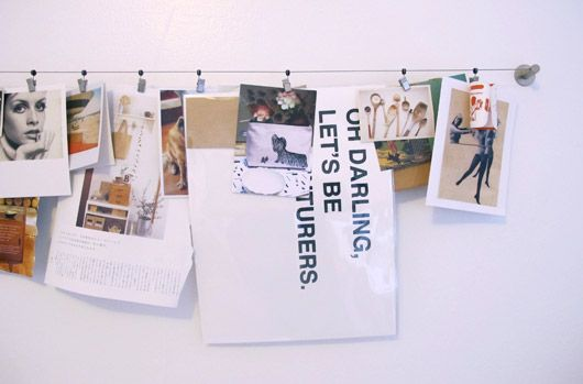Great way to organize ideasFuture Reference, Erin Loechner, Mood Boards, Room Decorations, Inspiration Boards, Ikea Wire, Boards Ideas, Inspiration Wire, Inspiration Clothing