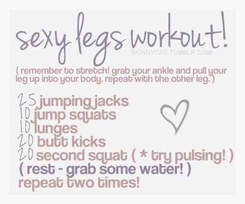Because Irish dancing isn't enough of a leg workout.