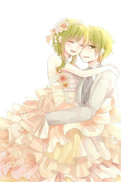 Tags Anime Wedding Wedding Dress Vocaloid Birthday