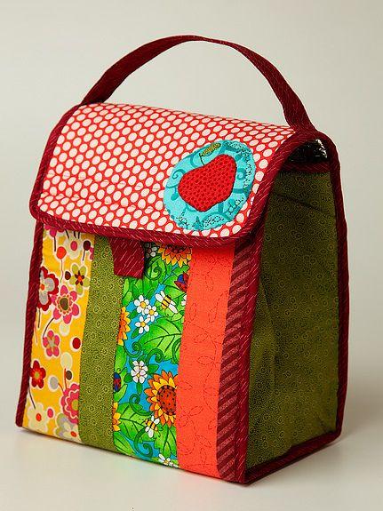 Lunch Bag + Miau + Laurina: So beautiful!