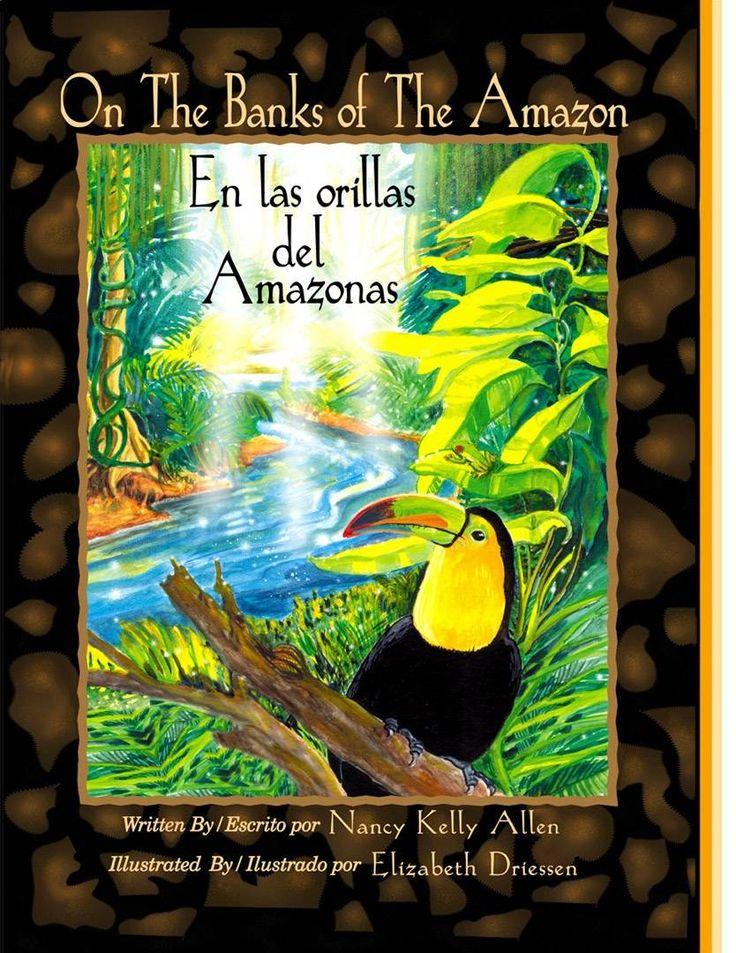 On the Banks of the Amazon/En Las Orillas Del Amazonas, Green
