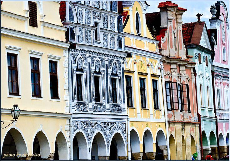 Telc, Moravia, Czech Republic