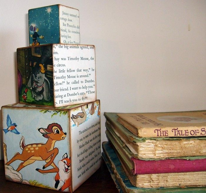 A great way to relive the classics!   You know, I knew there was a reason I was keeping my own Little Golden Books!