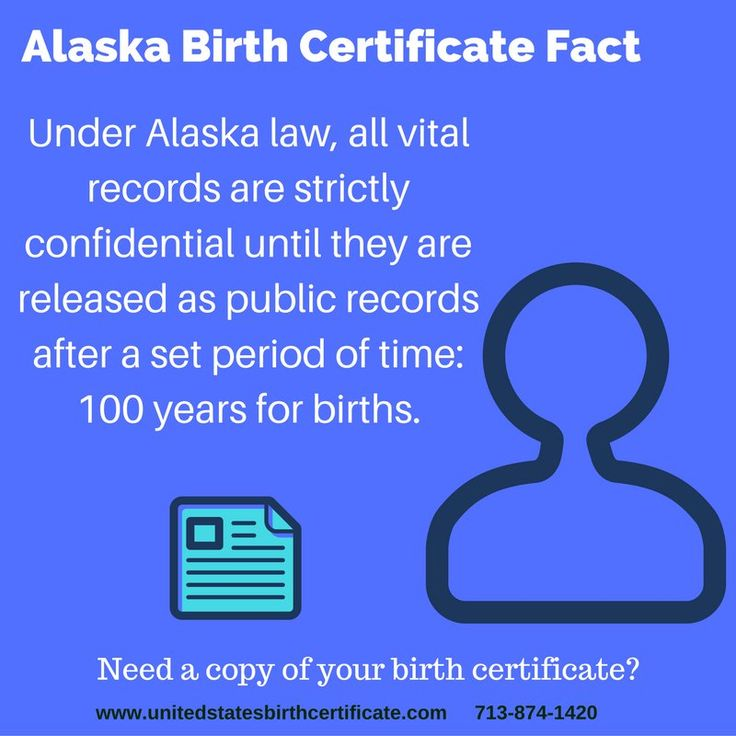 Lost your Alaska birth certificate? Need a new one fast? #WeCanHelp