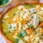 Turkey+Barley+Soup+(Slow+Cooker)