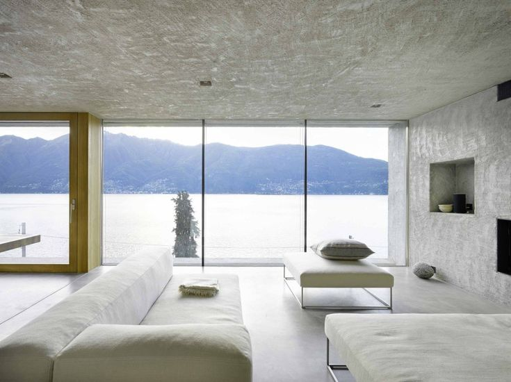 New House in Ranzo / Wespi de Meuron