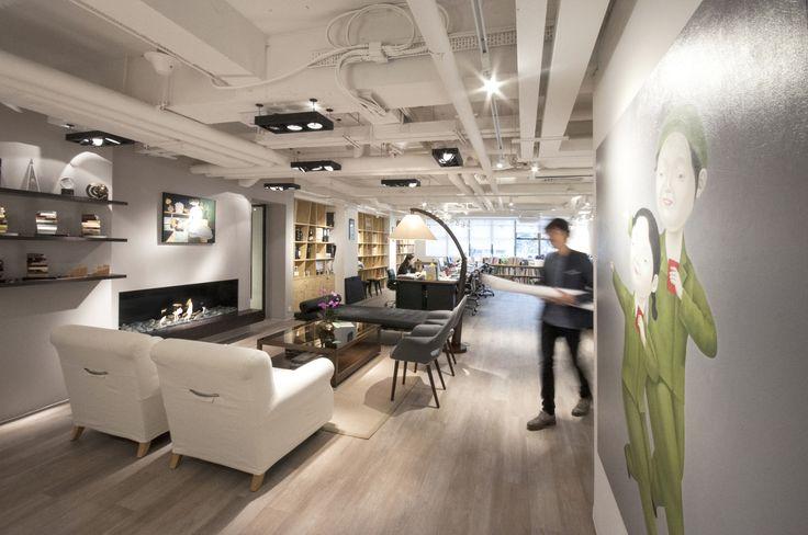 contemporary office ideas. Office Tour: Cheil Offices \u2013 Hong Kong. The OfficeOffice IdeasContemporary Contemporary Ideas