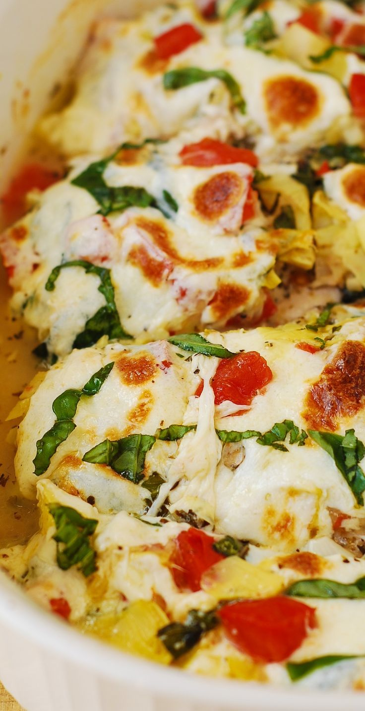 Mediterranean Baked Chicken Breasts   Perfect Recipe For The Spring And  Summer! Light, Lean