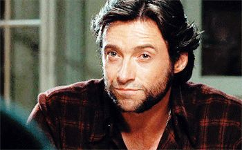 GIF HUNTERRESS — HUGH JACKMAN GIF HUNT (105) Please like/reblog if...