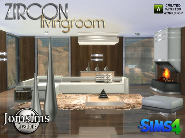87 best sim4 mod house images on Pinterest Furniture, Sims cc - sims 3 wohnzimmer modern