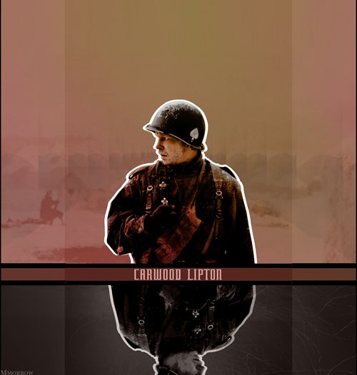 Second Lieutenant Carwood Lipton