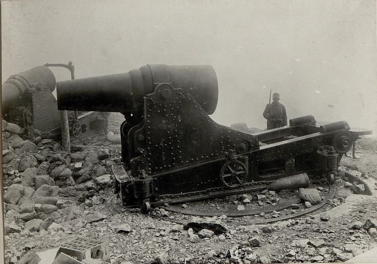 "WWI covered live on Twitter: ""Captured Italian mortars - Eroberter italienischer 28 cm Mörser am Campomolon. 24 Mai 1916 https://t.co/kwAHxyW26G https://t.co/JCNe6eEAhY"""