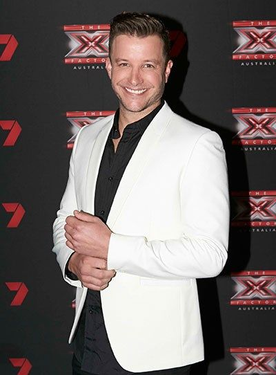 Luke Jacobz - Luke is now known for his role as the cop (and later bar owner) Angelo in Home And Away and as the host of The X-Factor.