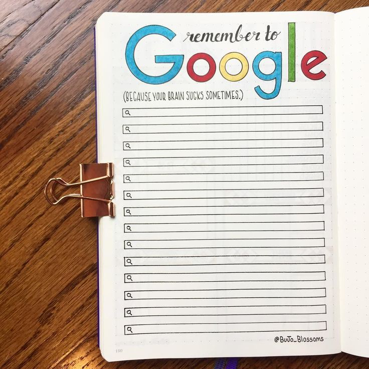 15 Unique Bullet Journal Ideas You've Probably Never Seen Before – #Bullet #idea…
