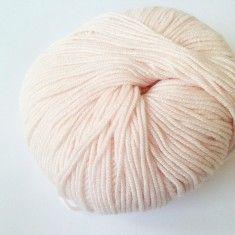 Ata - Fir de tricotat sau crosetat, moale, baby merino, f moale si catifelat-410g