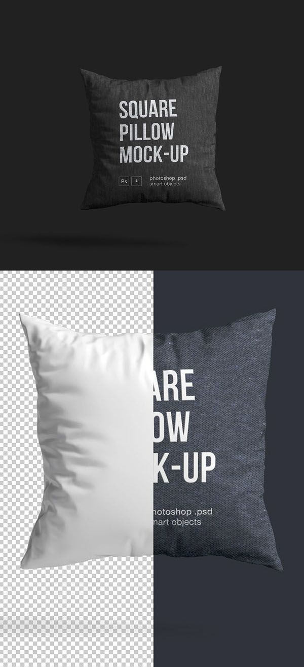 Travel Pillow Mock up | Travel pillow