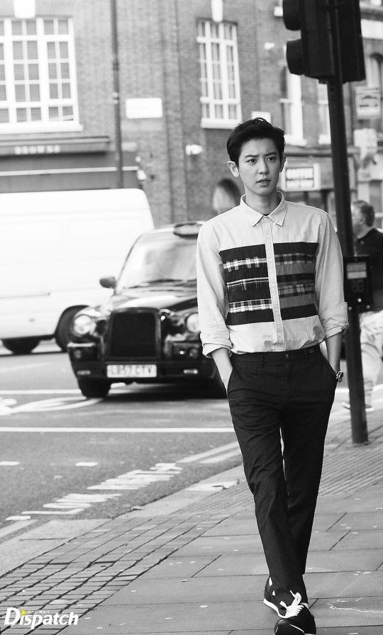 [Dispatch] #CHANYEOL in LONDON