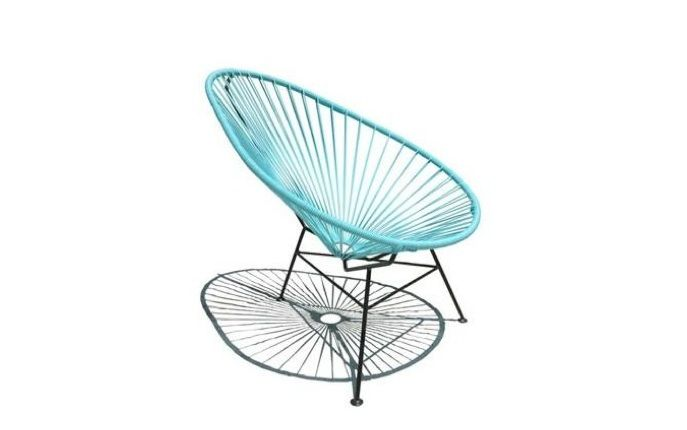 Acapulco Chair love this one! from the new Gardenista Blog