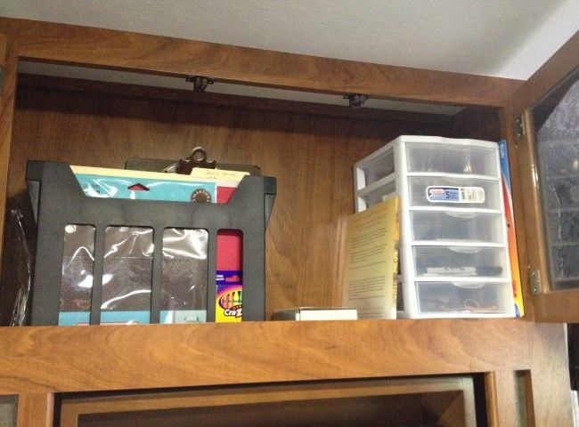 Products And Ideas For Space Saving Camper Organization