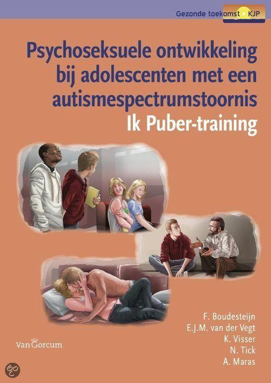 Psychoseksuele ontwikkeling bij adolescenten met een autisme-spectrum stoornis