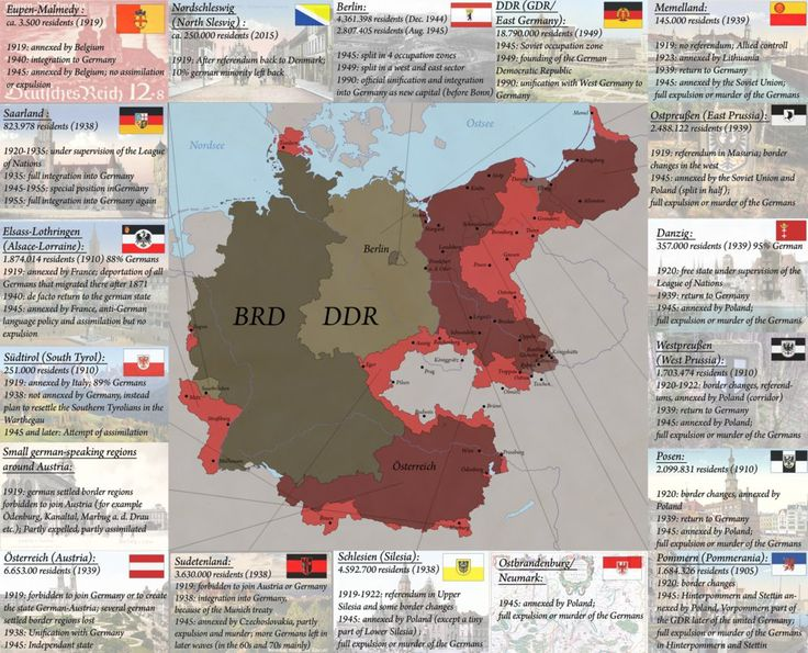 Best Germany Images On Pinterest Brandenburg Cartography And - Germany map 2015
