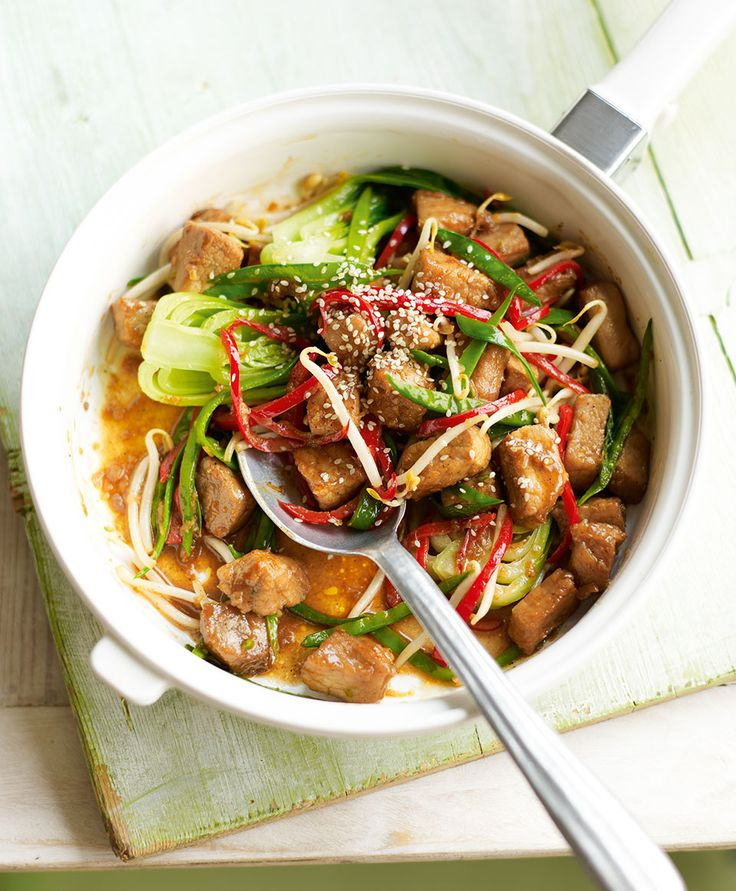 Find everything you need for a Chinese feast with recipes including Chinese crispy duck, noodles, chow mein and egg-fried rice.