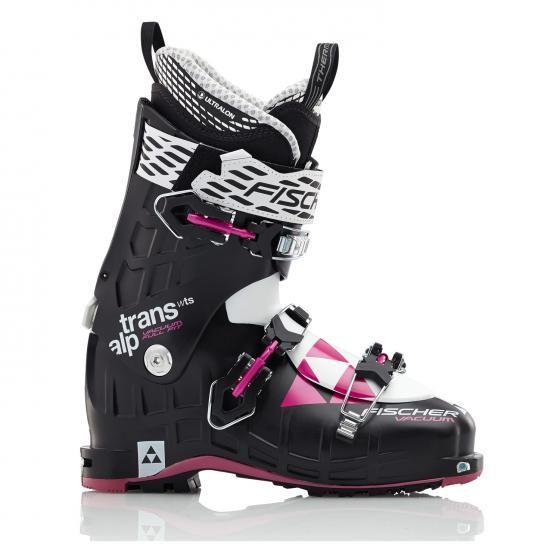 Bottes de ski alpin Fischer Transalp Vacuum W TS pour femmes