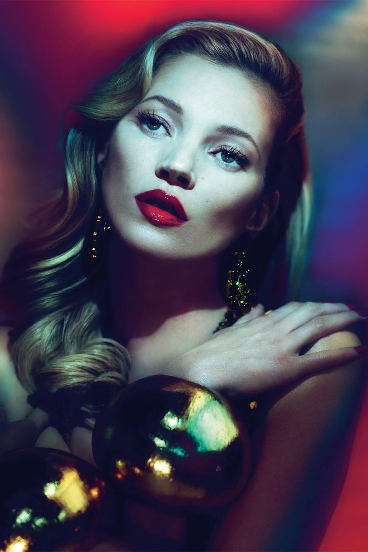 Mighty Aphrodite| Kate Moss by Mert & Marcus for Vogue UK ...