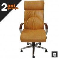 Pentru managerul unei firme, scaunul trebuie sa degaje prestanta, pozitia acestuia in cadrul firmei.