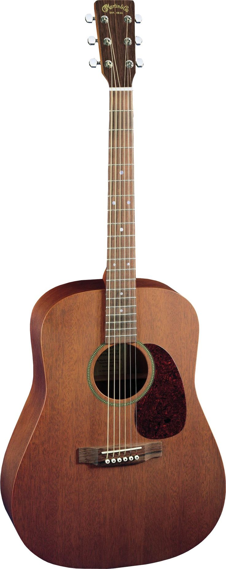 Martin D-15  http://bestacousticguitarsreviews.com/reviews/martin-d-15-review/
