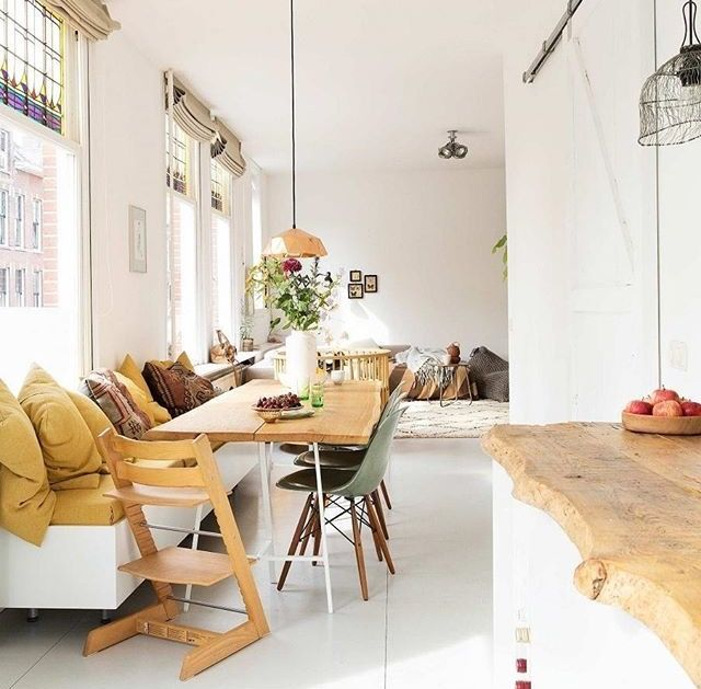 79 Handpicked Dining Room Ideas For Sweet Home: 42 Best Muurbank/eettafelbank Images On Pinterest
