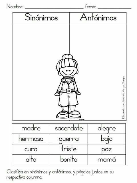 53 best Sinonimos images on Pinterest | Learn spanish, Learning ...