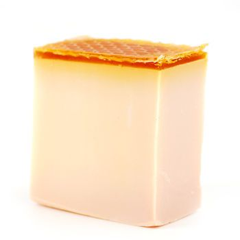 Honey I Washed the Kids Soap from Lush. One of Lush's best selling soaps because it's simply irresistible. Smell the sweet honey!