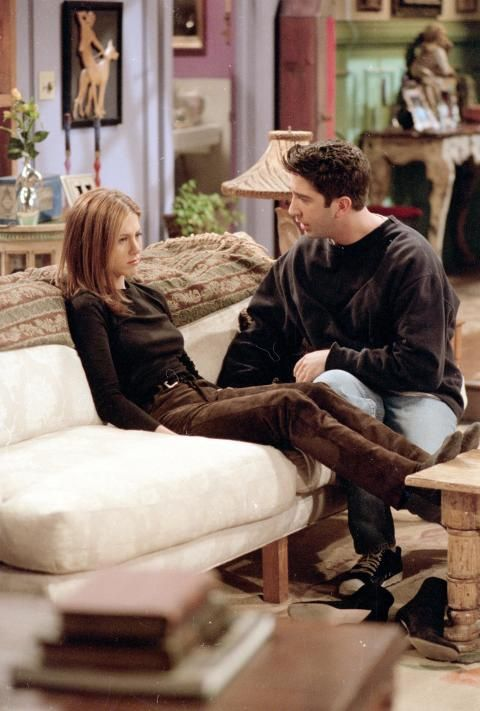 TELEVISION PICTURE CHALLENGE #7: Least favorite episode of your favorite TV show(s) - (Friends) Season 3 Episode 16: The One the Morning After... It's the one where Ross and Rachel break up. I love them together, so that's depressing. But I think that the reason they broke up is SO DUMB. I understand why Rachel's upset, but she should have gotten over it more quickly than she did. THEY WERE ON A BREAK. I watch Friends to feel better and laugh...and this episode doesn't do that at all…